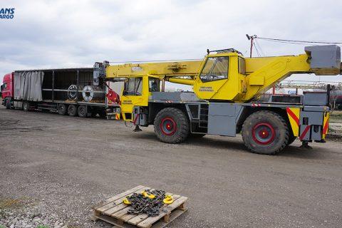 Depozit Marfa |  Nertrans Cargo
