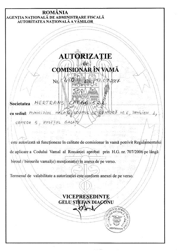 Autorizatie-de-Comisionar-in-Vama