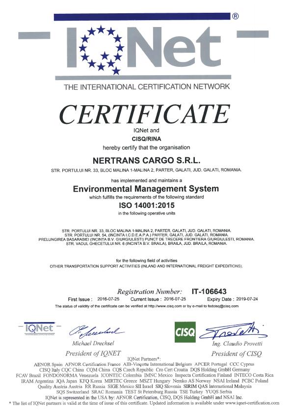 NERTRANS-CARGO--EMS---CERTIFICATES---IQNET